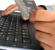 Merchant account for business online