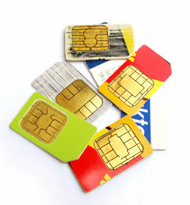 SIM card international